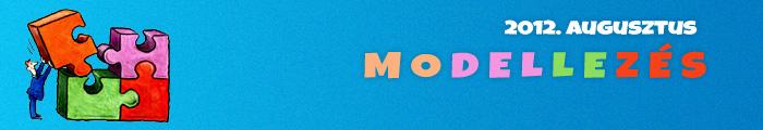 Augusztus: Modellezés